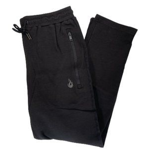 Men's Black Sweatpants by Beroy Sports Collection